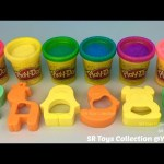 Fun Creative with Play Doh Sparkle Compound Collection and Cutters