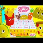 Yummy World Kidrobot Mini Series Blind Boxes