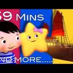 Twinkle Twinkle Little Star | Part 4 | Plus Lots More Nursery Rhymes | From LittleBabyBum!