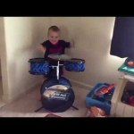 Twins New Drumset