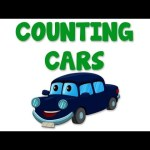 Cars Numbers   Learn numbers from 1 to 8
