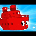 My Red Boat- My Magic Pet Morphle Videos For Kids