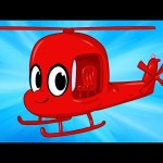 My Red Helicopter – My Magic Pet Morphle Video For Kids