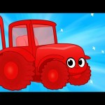 My Red Tractor – My Magic Pet Morphle Vehicle Videos For Kids