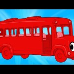 My Red Bus – My Magic Pet Morphle Video For Kids