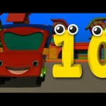 One To Ten Number Song