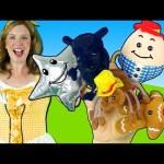 Nursery Rhymes Finger Family Song – Humpty Dumpty, Itsy Bitsy, Twinkle Twinkle, Baa Black Sheep