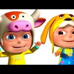 Funny Little Babies Wearing Funny Cap | Zool Babies Fun Songs | Nursery Rhymes Collection