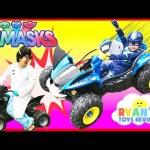 PJ Masks IRL Superheroes In Real Life Romeo Stole Catboy PJ Masks Toys Gekko Owlette Disney Junior