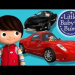 Driving In My Car | Part 3 | Nursery Rhymes | By LittleBabyBum!