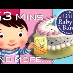 1, 2 What Shall We Do | Plus Lots More Nursery Rhymes | From LittleBabyBum!