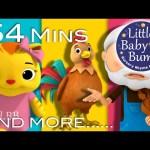 Cock-A-Doodle-Doo | Plus Lots More Nursery Rhymes | From LittleBabyBum!