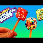 Marshmallow Mixer Maker Desserts & Sweet Treats Candy Toy DIY Frost & Sprinkle DisneyCarToys