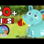 Abadas – Playtime in the Garden | 60+ minutes | Playtime with Abadas Friends
