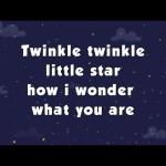 Karaoke Rhymes – Twinkle Twinkle
