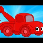 Morphle The Red Tow Truck – My Magic Pet Morphle Vehicle Videos For Kids
