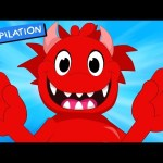 My Pet Monster Morphle! Cute Kids Cartoon Episodes compilation