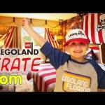 LEGOLAND Pirate Suite Room Tour