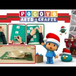 Pocoyo Arts & Crafts: Pocoyo's Placemat | CHRISTMAS