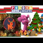 Pocoyo Arts & Crafts: Loula's Felt Decoration For Your Tree | CHRISTMAS