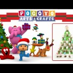 Pocoyo Arts & Crafts: Advent Calendar | CHRISTMAS
