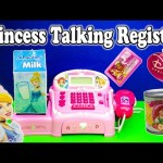 DISNEY PRINCESS ROYAL TALKING CASH REGISTER Disney Princess YouTube Toy Review