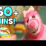 The Roly Mo Show – Sleepy Stories | 60+ minutes | Bedtime Stories with Roly Mo