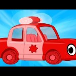 My Red Police Car Morphle – Morphle Episodes For Babies and Toddlers