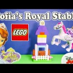 SOFIA THE FIRST Disney Sofia Lego Duplo Royal Stable a Disney Princess Video