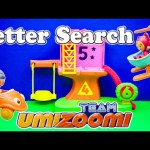 TEAM UMIZOOMI Nickelodeon Team Umizoomi Letter Search Team Umizoomi Video Parody