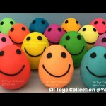 Play Doh Smiley Face Surprise Eggs Octonauts Pokemon Pikachu Anpanman Donald Duck Lalaloopsy Toys