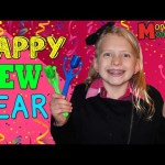 Happiest New Year Ever!      Mommy Monday