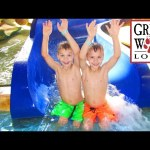 Great Wolf Lodge Indoor Water Playground Texas