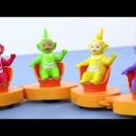 Teletubbies Toys –  Superdome and Tubby Custard Train Playset Toys | ADVERTISEMENT