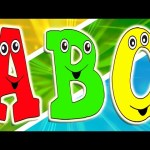 ABC Song   ABC Songs Plus Lots More Nursery Rhymes Compilation by Animated Surprise Eggs TV