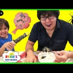 Kids Prank Parent Funny Gross Poop Pranks Whoopie Cushion Toys for Kids Joke Ryan ToysReview