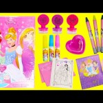 Disney Princess Art Advent Calendar 24 Surprises