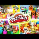KINDER SURPRISE EGGS Episode – Play Doh Egg Toys DCTC – Huevos Sorpresa