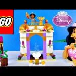 Lego Disney Princess Jasmine 143 PCS Exotic Palace DCTC Princesa de LEGO Kid Building Block Toys