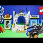 BATMAN Lego Batman Batcave Playset a Lego Batman Video Toy Review