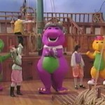 Barney – L'Ile Imaginaire (Imagination Island [French])