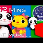 Square Song | Plus Lots More Nursery Rhymes | 62 Minutes Compilation from LittleBabyBum!