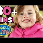 Woolly and Tig – January Special | 30+ minutes | Toy Kid Spider