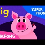 ig | Super Phonics | Pinkfong Songs for Children