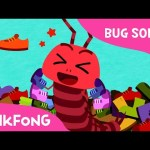 Centipedes 100 Shoes | Bug Songs | Pinkfong Songs for Children