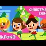 Santa's Elves | Christmas Carols | Pinkfong Songs for Children