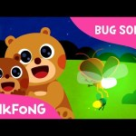 Firefly Lullaby | Bug Songs | Pinkfong Songs for Children