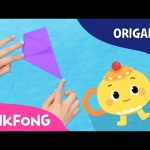 I`m a Little Teapot Song | PINKFONG Origami | PINKFONG Songs for Children
