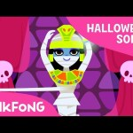 Monster Shuffle | Halloween Songs | PINKFONG Songs for Children