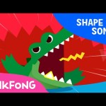 Shapes in the Jungle | Shape Songs | PINKFONG Songs